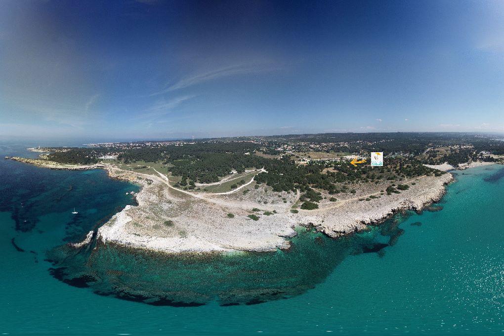 Camping in riva al mare, Marseille Martigues, Camargue et Calanques