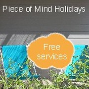 Peace of mind holidays